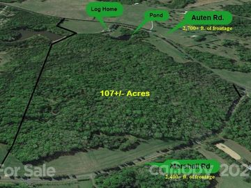 107 Marshall Road #107 acres, Rock Hill, SC, 29730,