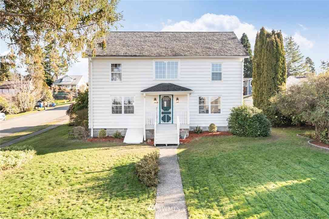 1514 Rainier Street, Steilacoom, WA, 98388,