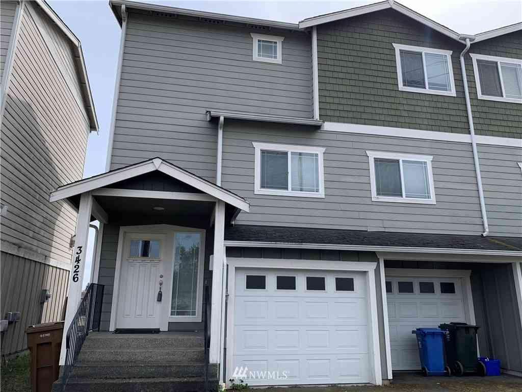 3426 S 31st Street, Tacoma, WA, 98409,