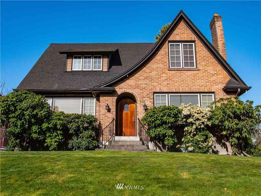 3702 S Thompson Avenue, Tacoma, WA, 98418,