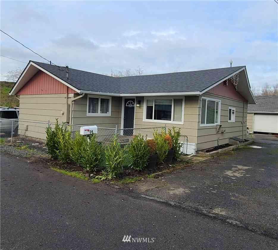 114 Cherry Street NW, Castle Rock, WA, 98611,