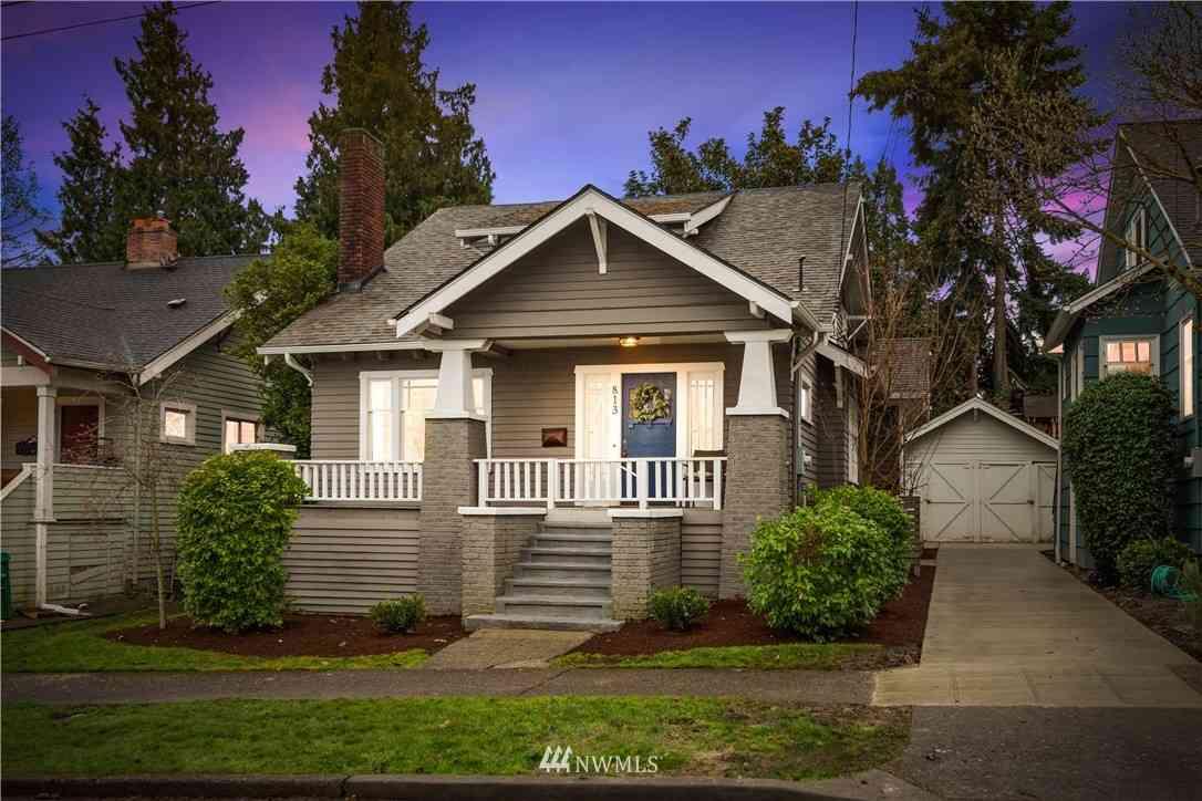 813 NE 60th Street, Seattle, WA, 98115,