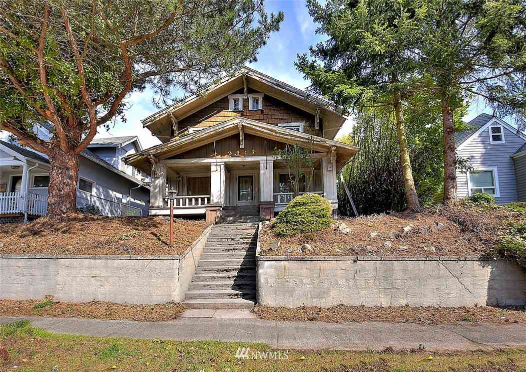 2917 N 21st Street, Tacoma, WA, 98406,