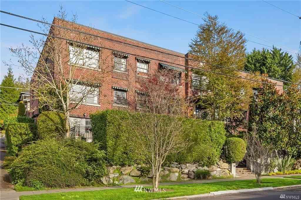 2634 Franklin Avenue E #206, Seattle, WA, 98102,