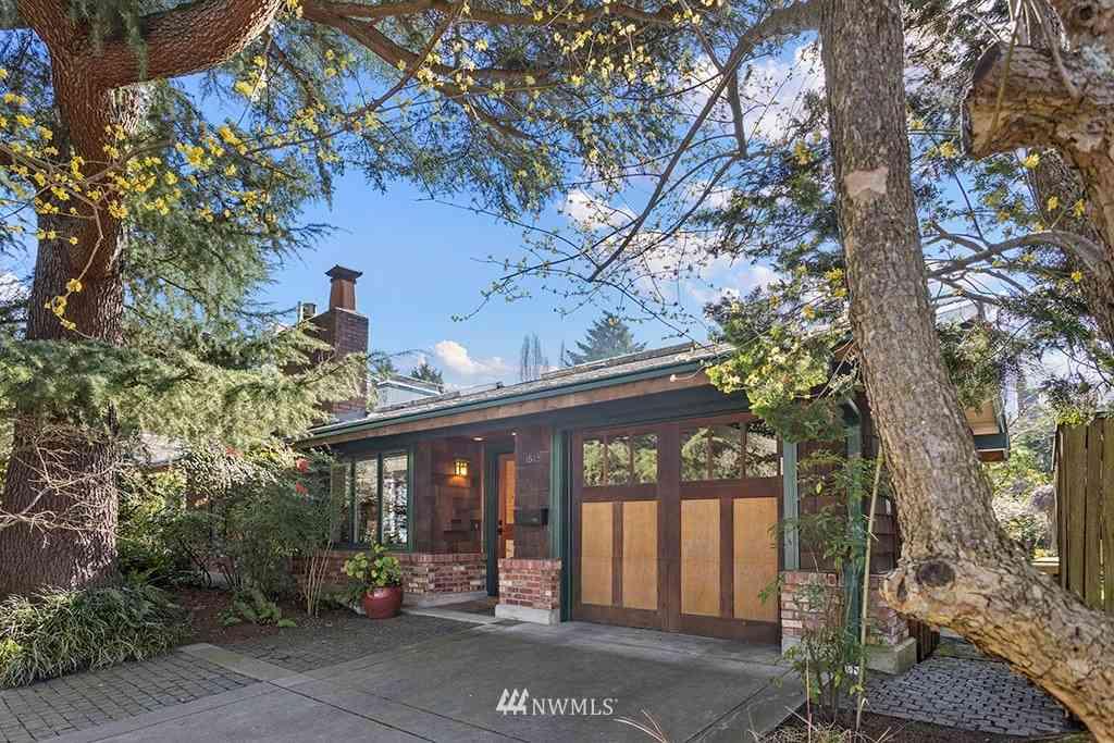 1815 E McGraw Street, Seattle, WA, 98112,