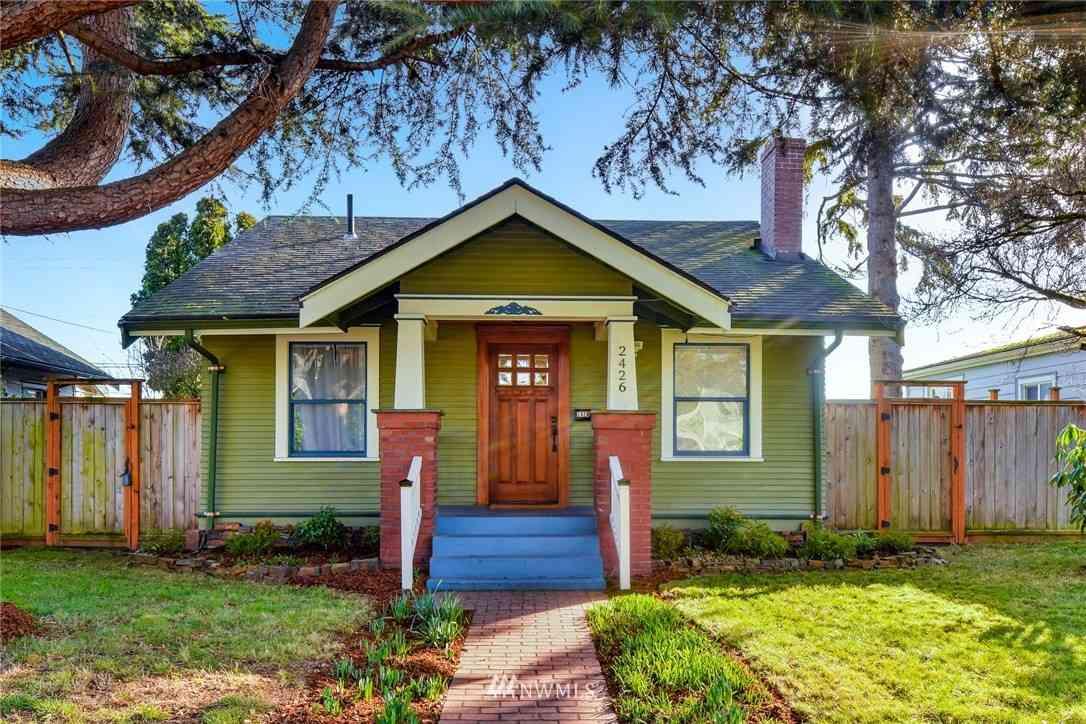 2426 Elm Street, Bellingham, WA, 98225,