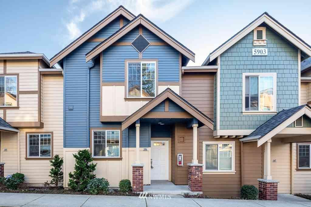 5903 185th Court NE #106, Redmond, WA, 98052,