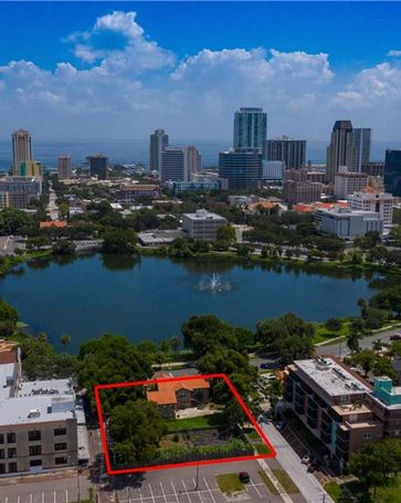 None MIRROR LAKE DRIVE N St Petersburg, FL, 33701
