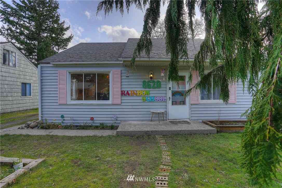 8620 Lawndale Avenue SW, Lakewood, WA, 98498,