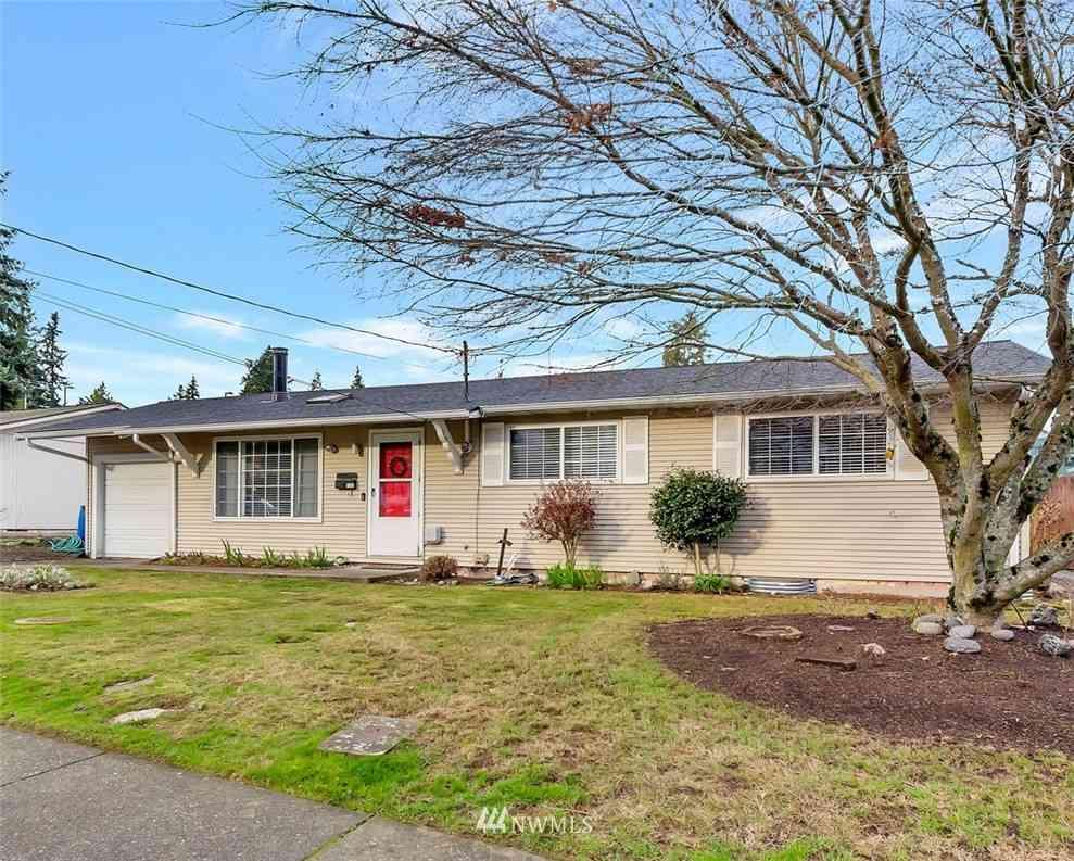 5103 221st Street SW, Mountlake Terrace, WA, 98043,
