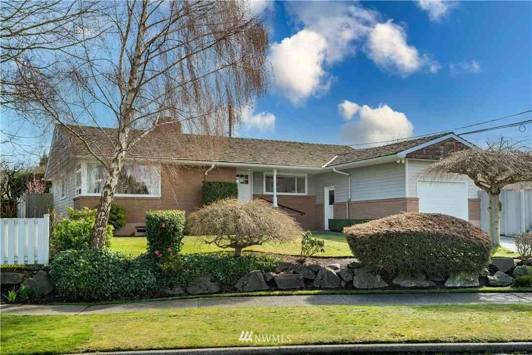 8614 23rd Avenue NW, Seattle, WA, 98117,