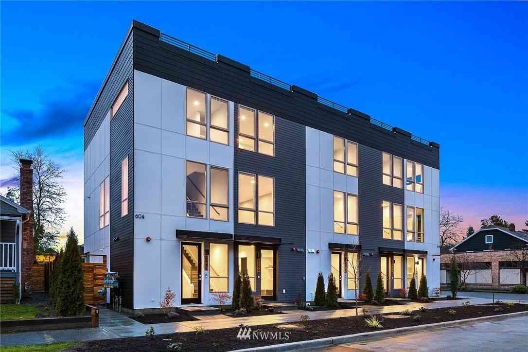 604 NW 77th Street #E, Seattle, WA, 98117,