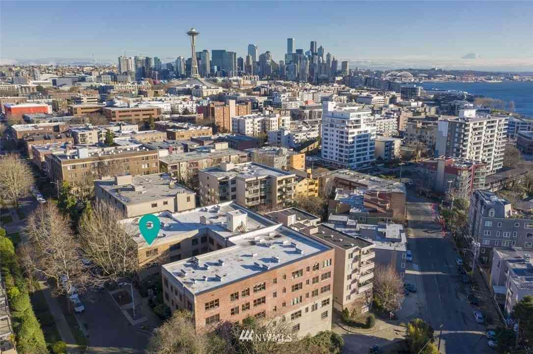 519 W Roy Street #314, Seattle, WA, 98119,