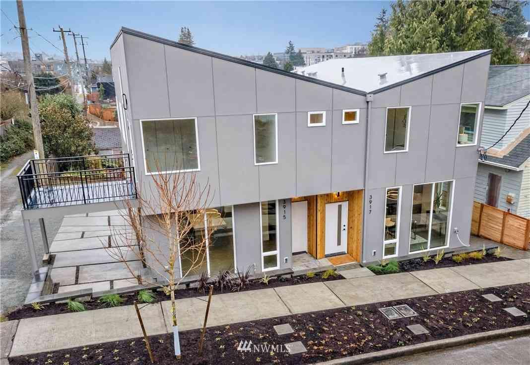 3915 SW Genesee Street, Seattle, WA, 98116,