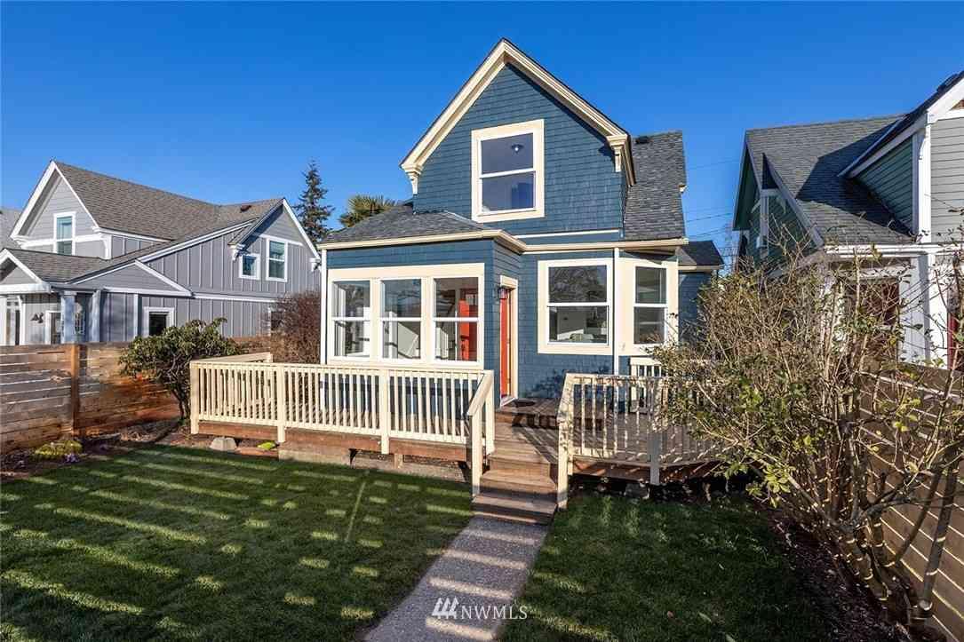 1007 N Prospect Street, Tacoma, WA, 98406,