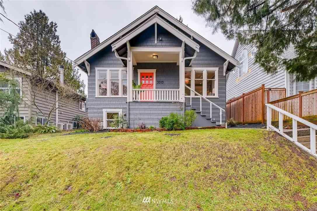 3313 35th Avenue S, Seattle, WA, 98144,