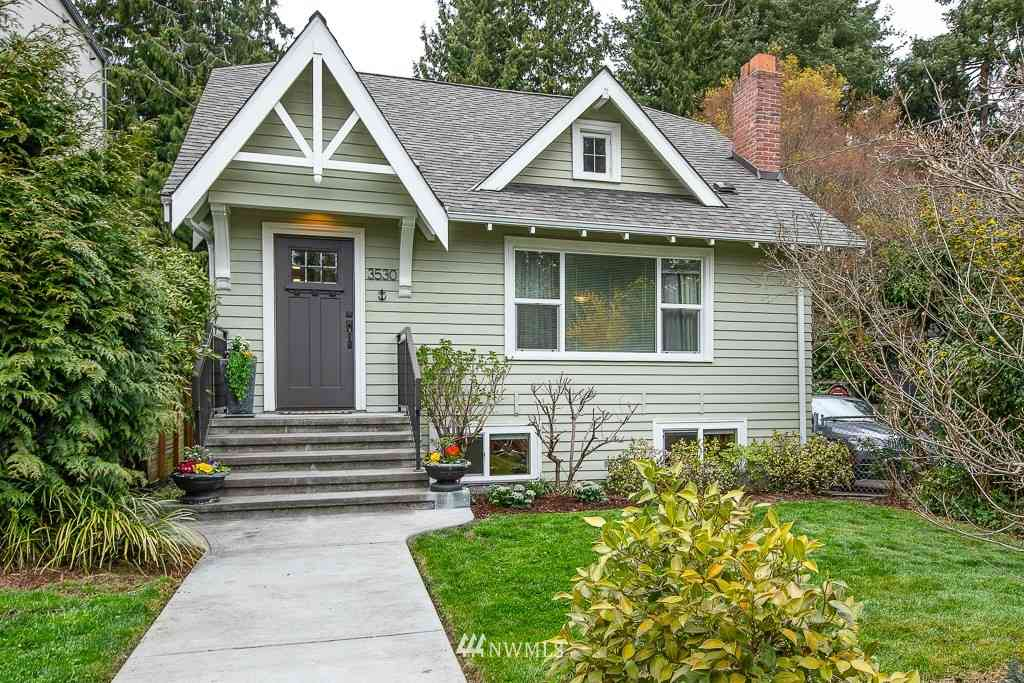 3530 NE 88th Street, Seattle, WA, 98115,