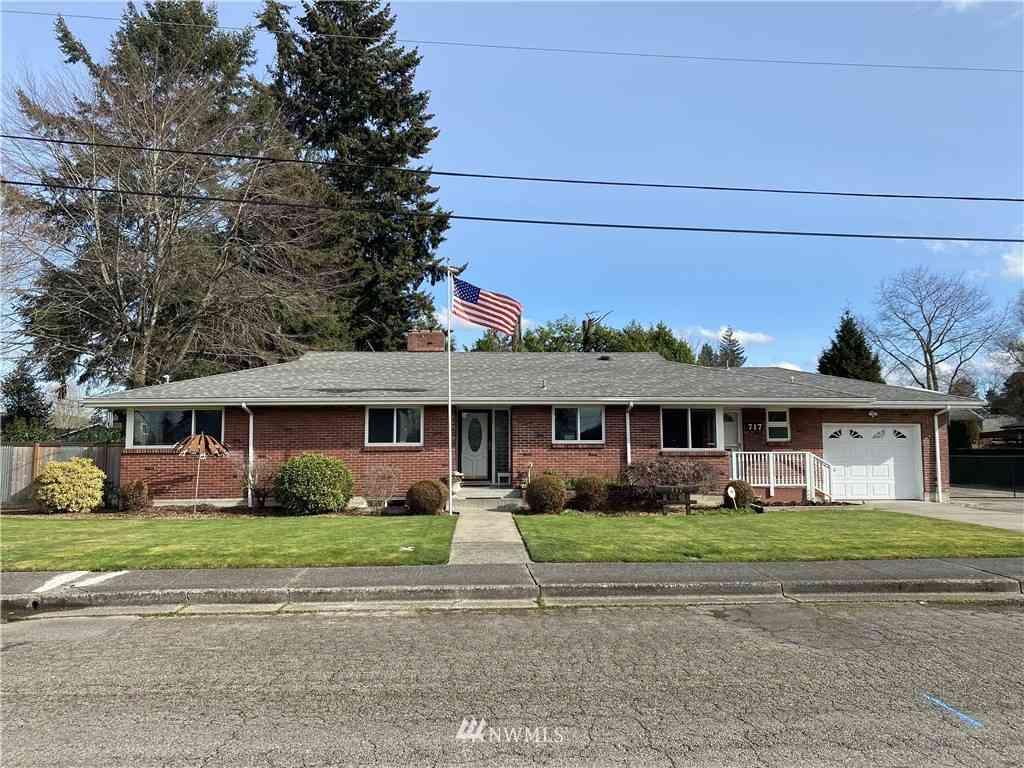 717 8th Street NW, Puyallup, WA, 98371,