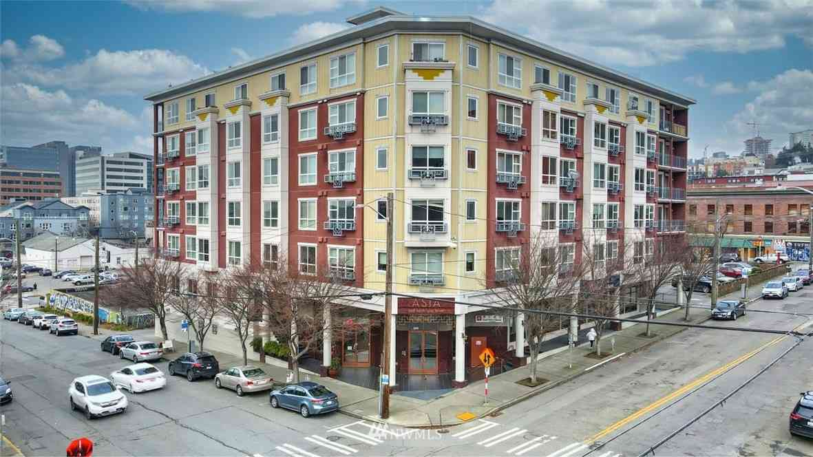 668 S Lane Street #407, Seattle, WA, 98104,