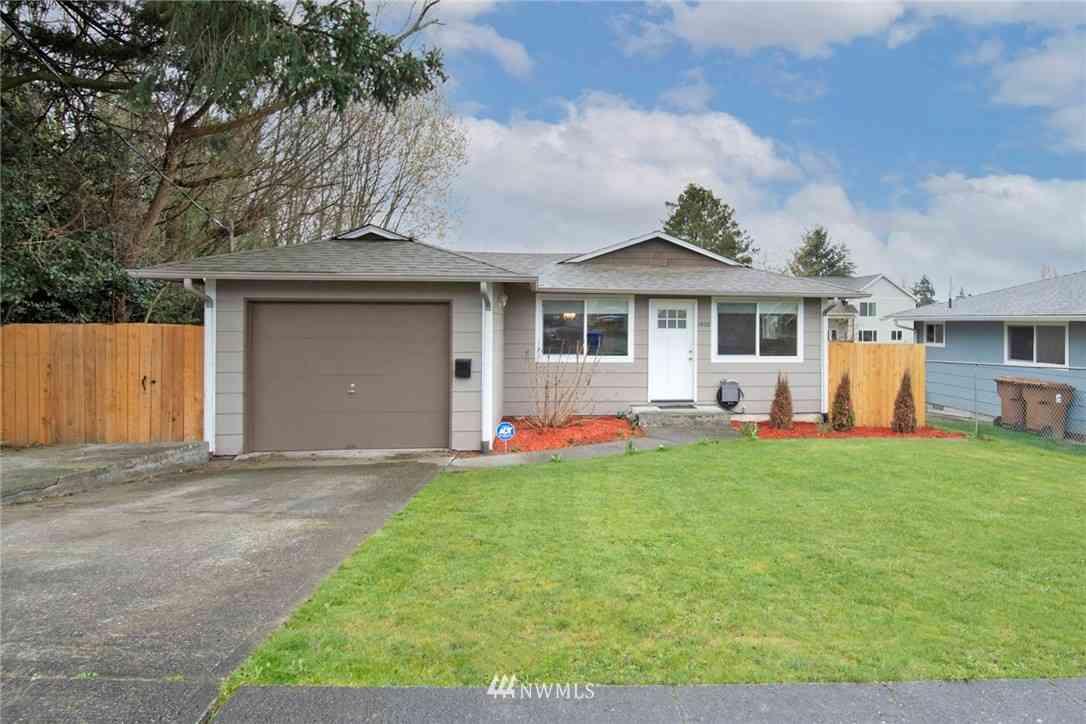 1408 S 45th Street, Tacoma, WA, 98418,