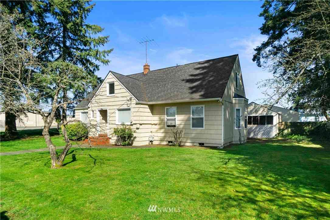 13411 C Street S, Tacoma, WA, 98444,