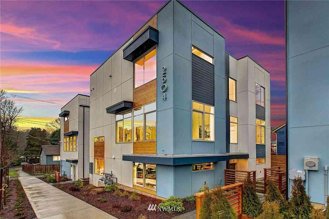 2504 SW Findlay Street #A, Seattle, WA, 98106,
