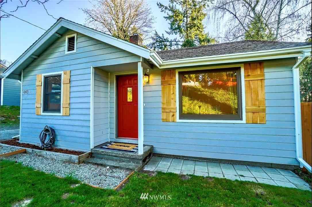 448 Windsor Way NE, Renton, WA, 98056,
