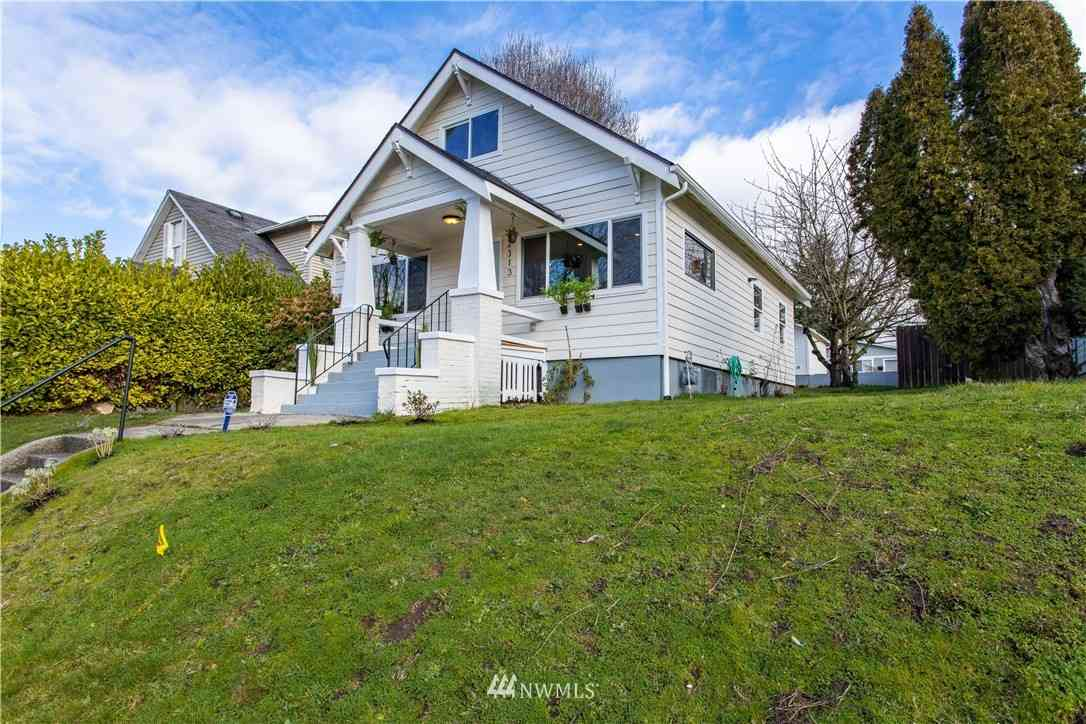 2313 S Cushman Avenue, Tacoma, WA, 98405,