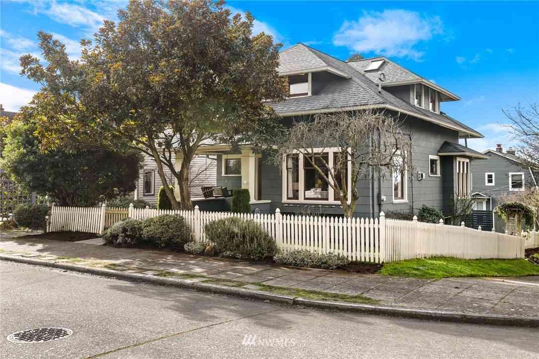 5131 Palatine Avenue N, Seattle, WA, 98103,