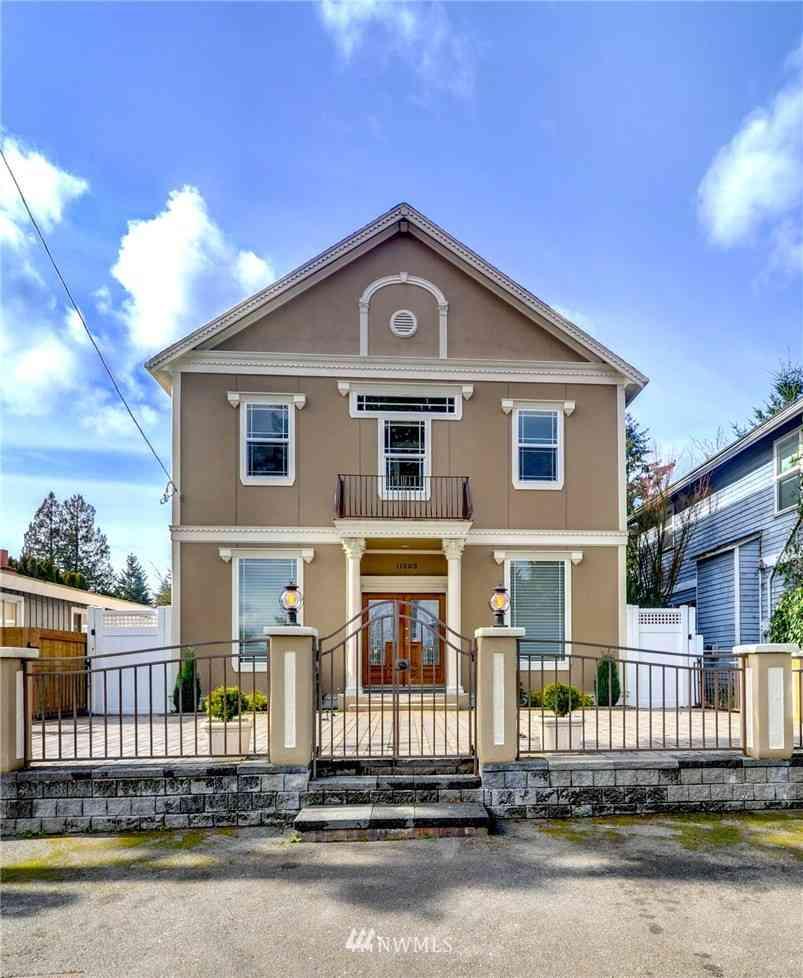 11003 Fremont Avenue N, Seattle, WA, 98133,