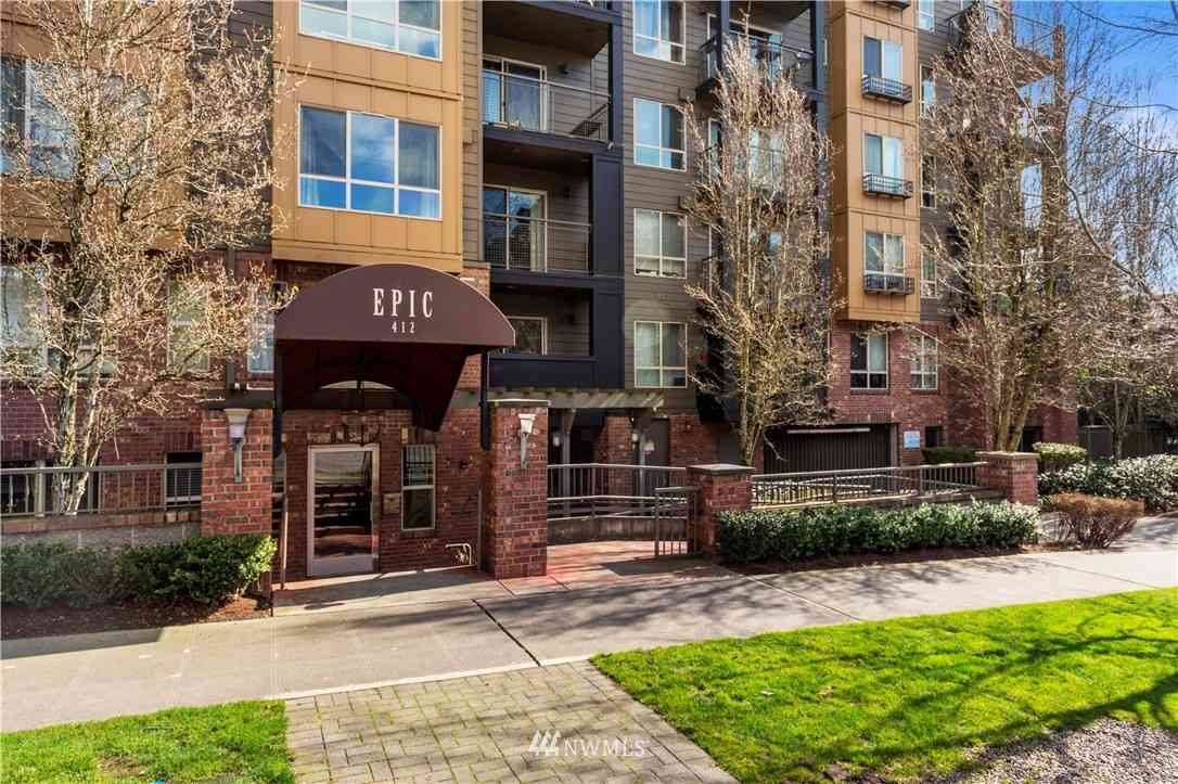 412 11th Avenue #310, Seattle, WA, 98122,