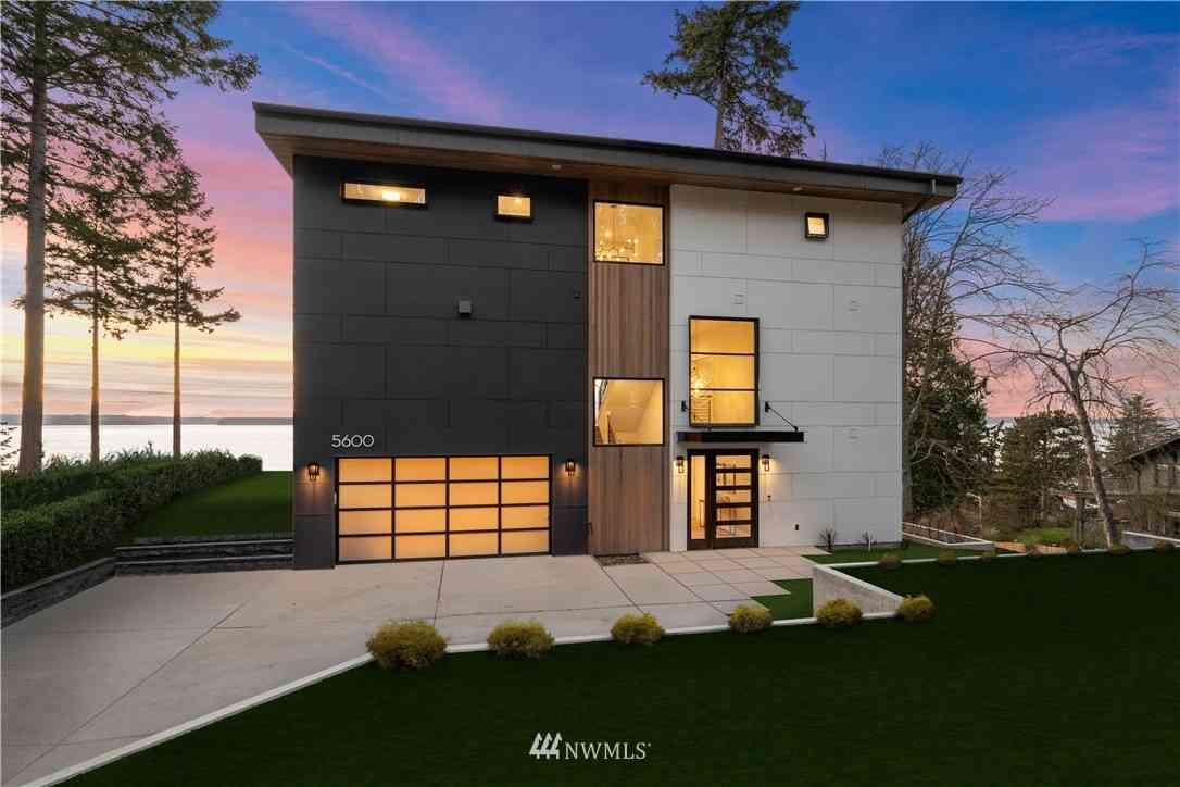 5600 Beach Drive SW, Seattle, WA, 98136,