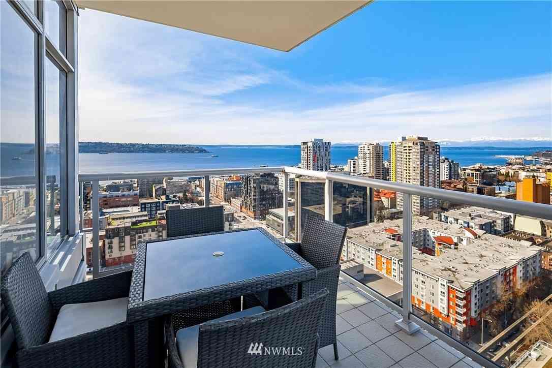 588 Bell Street #2307S, Seattle, WA, 98121,