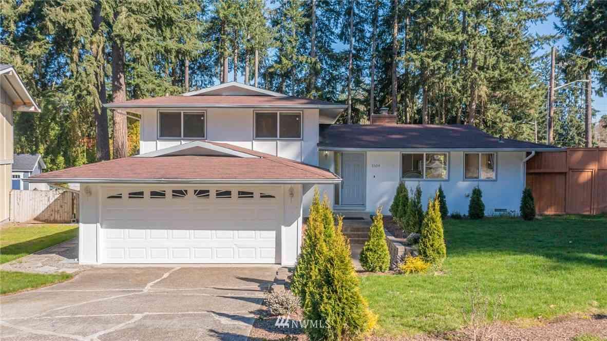 1504 168th Avenue NE, Bellevue, WA, 98008,