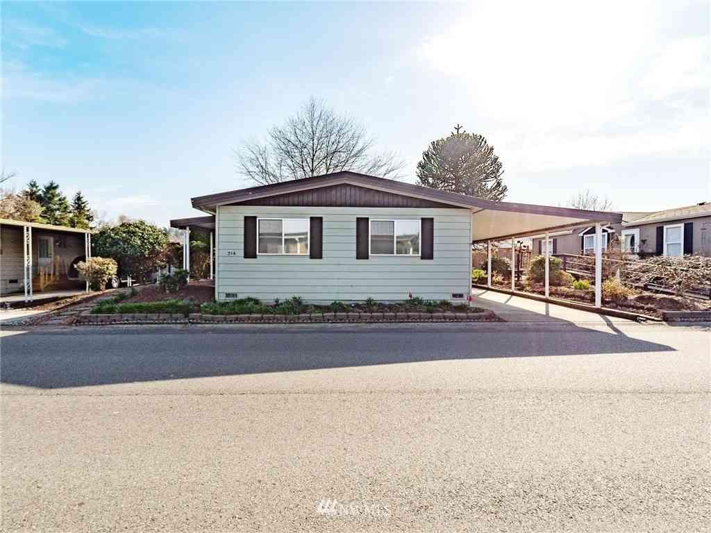 1402 22nd Street NE #214, Auburn, WA, 98002,
