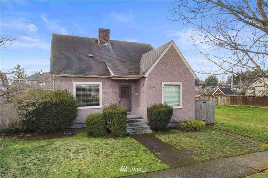 3112 N 21st Street, Tacoma, WA, 98406,