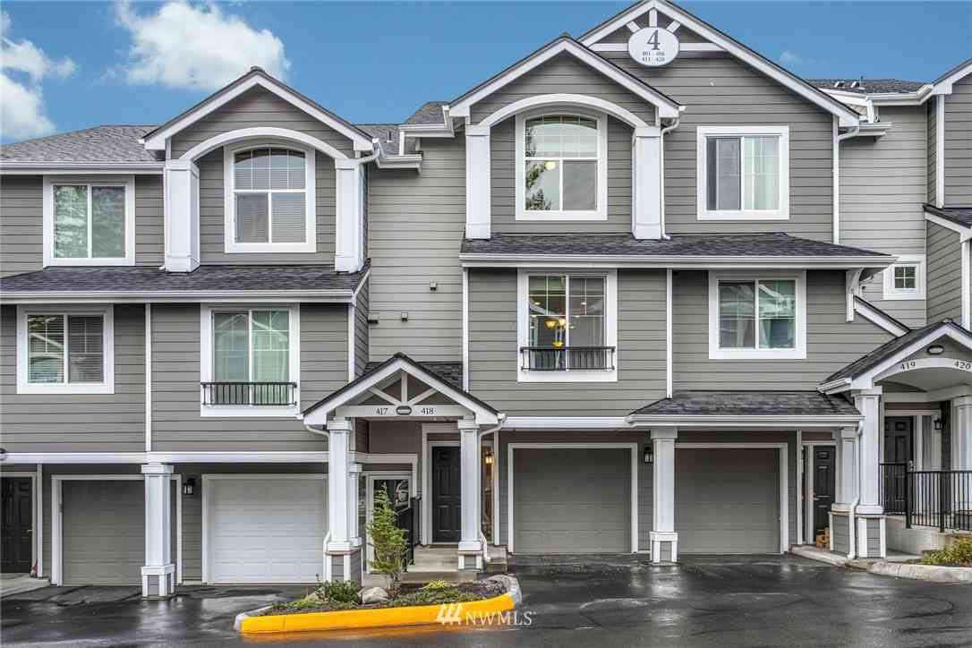 16125 Juanita Woodinville Way NE #418, Bothell, WA, 98011,