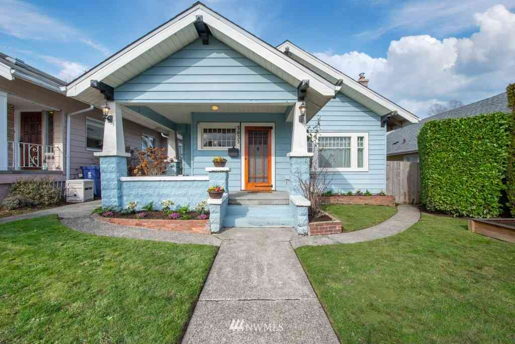 3833 N 7th, Tacoma, WA, 98406,