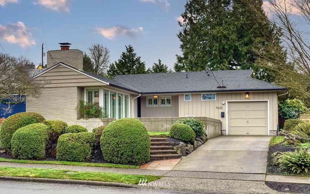 7022 40th Avenue NE, Seattle, WA, 98115,
