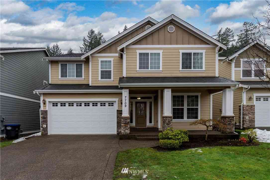 7709 Dominion Avenue NE, Lacey, WA, 98516,