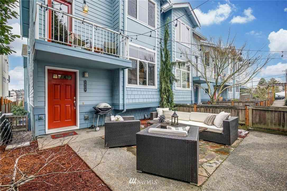 2406 W Boston Street, Seattle, WA, 98199,