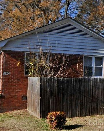None Harrill Street Charlotte, NC, 28205