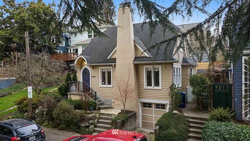 2268 E Howe Street, Seattle, WA, 98122,