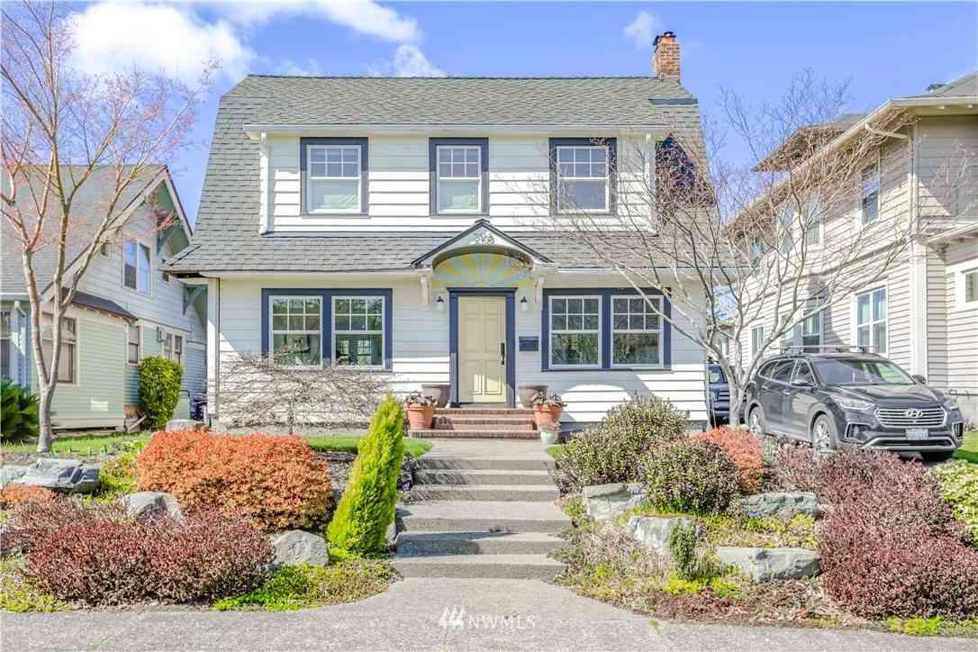 2108 N Prospect Street, Tacoma, WA, 98406,