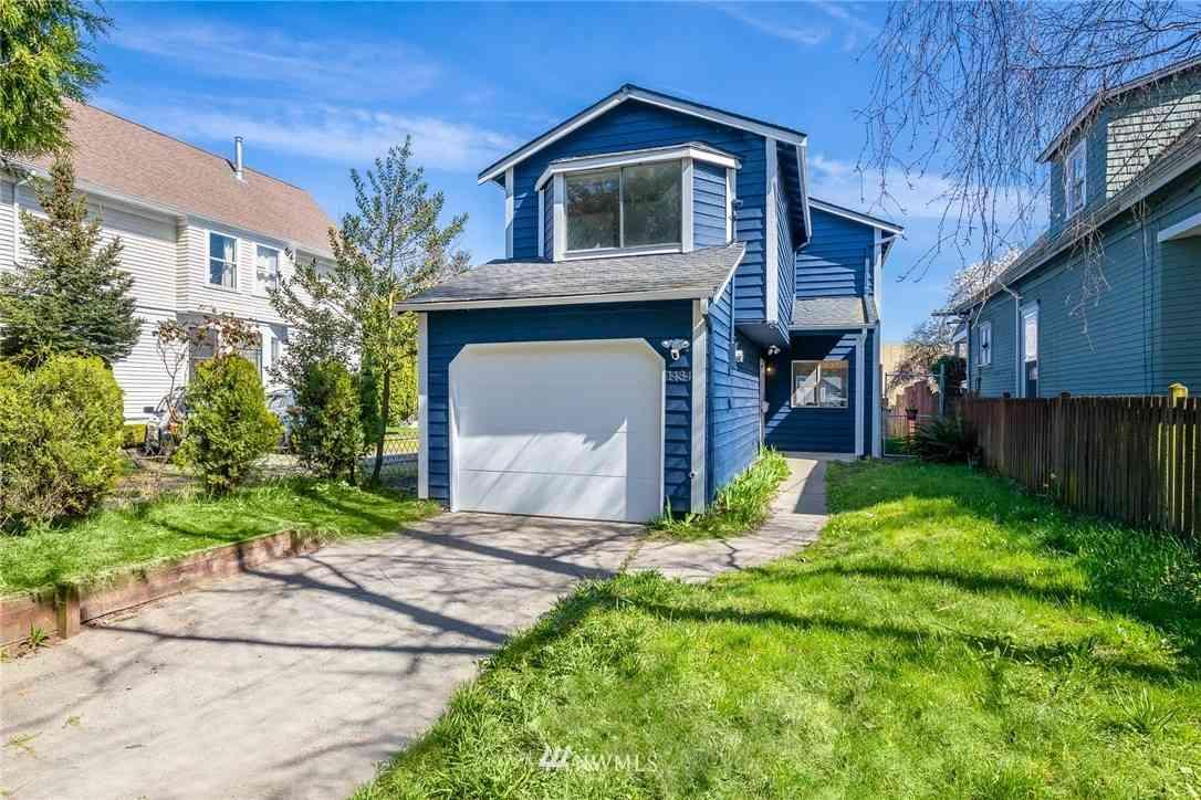 1434 21st Avenue, Seattle, WA, 98122,