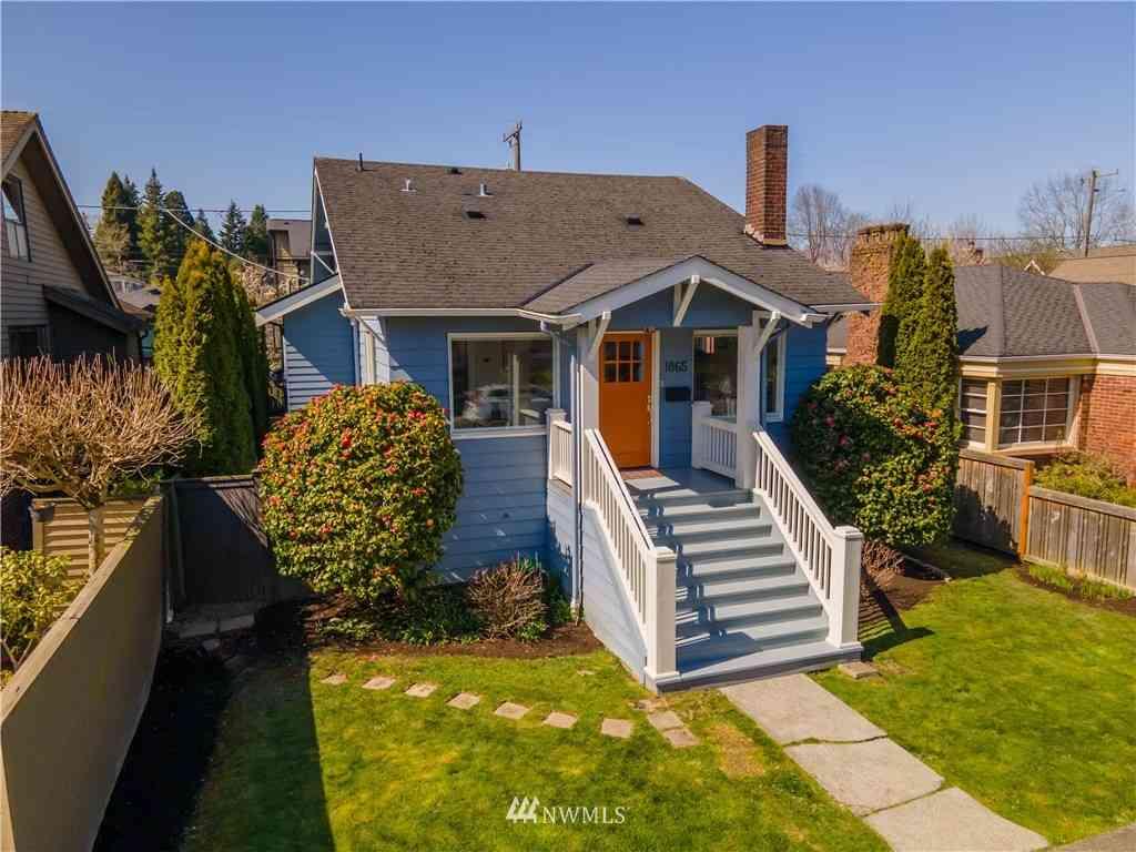 1865 41st Avenue E, Seattle, WA, 98112,