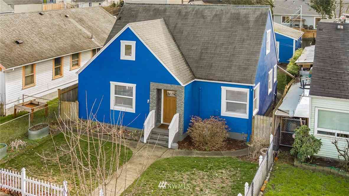 3020 S Melrose Street, Tacoma, WA, 98405,