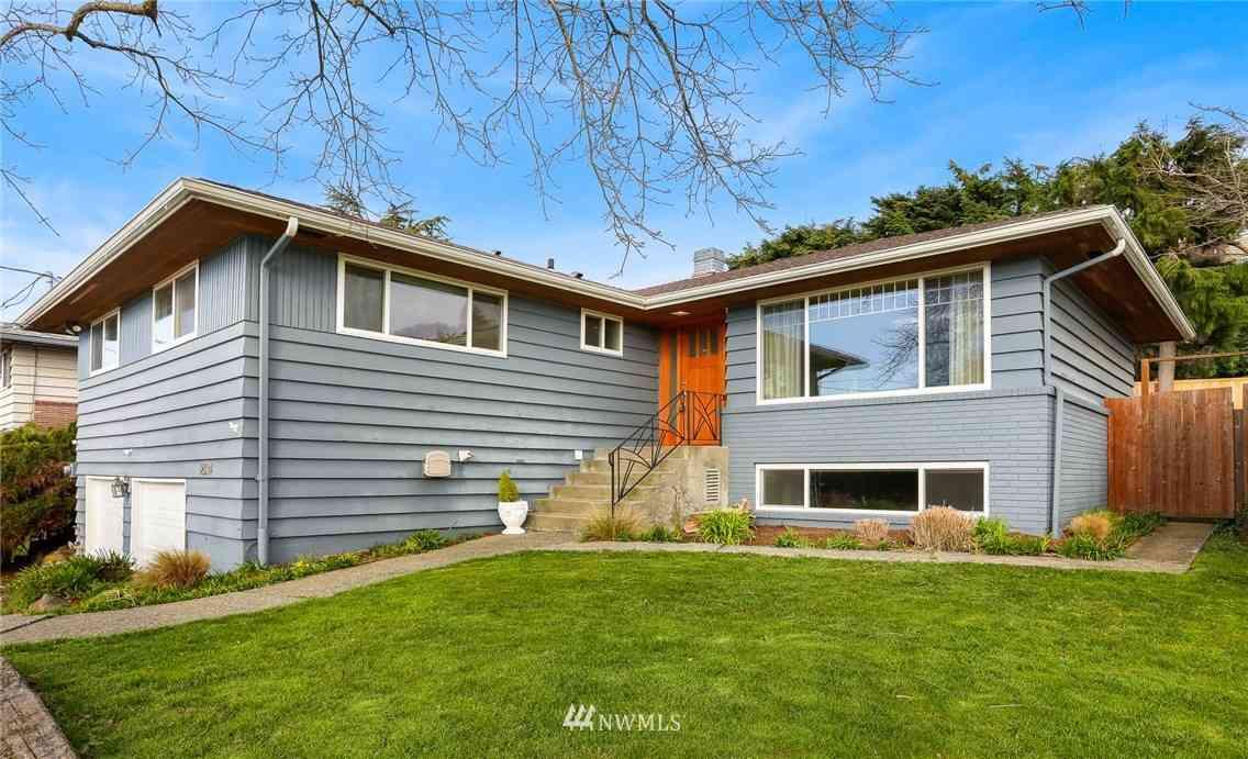 12514 10th Avenue NW, Seattle, WA, 98177,