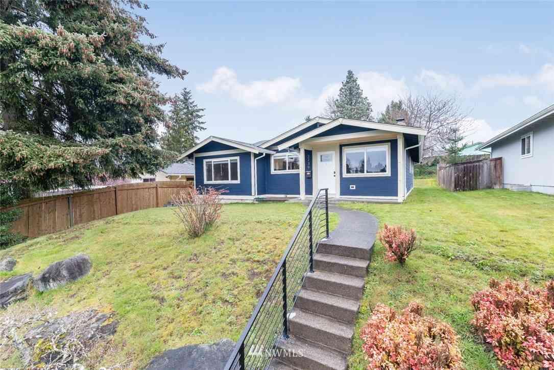 3739 N Villard, Tacoma, WA, 98407,