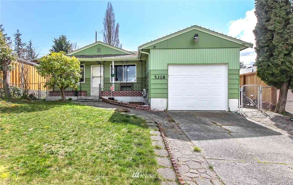 5318 N 43rd Street, Tacoma, WA, 98407,